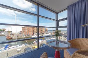 Hotel Kontorhaus Stralsund, Hotels  Stralsund - big - 13