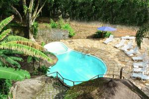 Porto Pousada Saco da Capela, Affittacamere  Ilhabela - big - 9