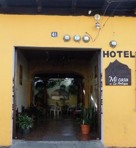 Hotel Mi Casa En La Antigua - Antigua Guatemala