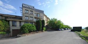 Ramón Park-Hotel, Szállodák  Santpedor - big - 20