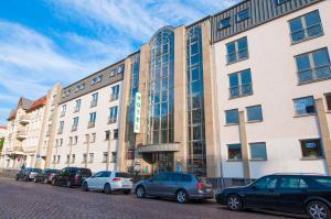 Hotel Stadtfeld - Hohendodeleben