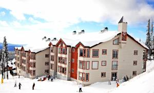 Big White Ski Resort Accommodation - Apartment - Big White