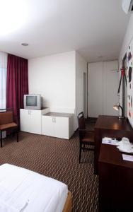 Hotel Rottal, Hotely  Otrokovice - big - 9
