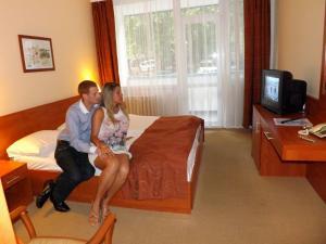 Hotel Aquamarin, Hotely  Hévíz - big - 7
