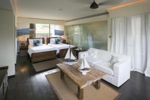 Dhevatara Beach Hotel, Szállodák  Grand'Anse Praslin - big - 22