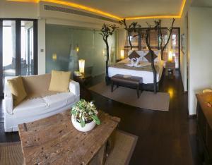Dhevatara Beach Hotel, Szállodák  Grand'Anse Praslin - big - 21