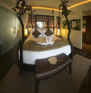 Dhevatara Beach Hotel, Szállodák  Grand'Anse Praslin - big - 19