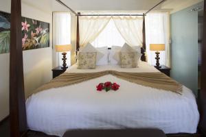 Dhevatara Beach Hotel, Szállodák  Grand'Anse Praslin - big - 14