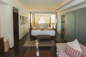 Dhevatara Beach Hotel, Szállodák  Grand'Anse Praslin - big - 5