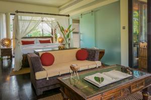 Dhevatara Beach Hotel, Szállodák  Grand'Anse Praslin - big - 2