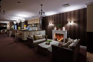 Hotel Grodzki Business & Spa, Hotely  Stargard - big - 37