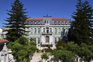 Pestana Palace Hotel AND National Monument, Lisbon