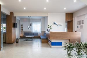 Sea View Aparthotel, Apartmanhotelek  Káto Daráco - big - 45