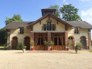 Chateau de Saint Leger