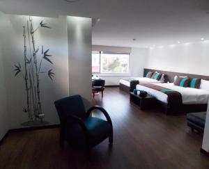 Hotel Valgus, Hotely  Cuenca - big - 35