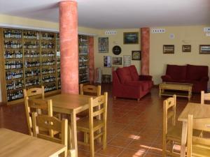 Hotel Arnal, Отели  Эскалона - big - 22