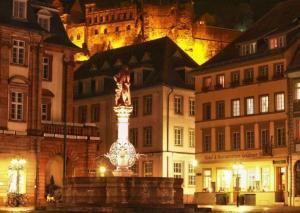 Hotel Goldener Falke