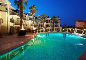 Отель Turqualty Club (Seahorse Deluxe Hotel), Дидим