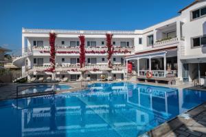 Ariadne Hotel Apartment, Apartmanhotelek  Platanész - big - 10
