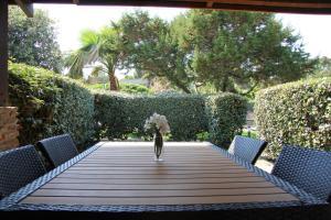 Studio mit Garten (4 Erwachsene)