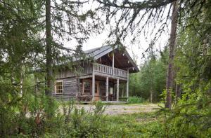 Wilderness Chalet Kuusamo - Laydasalma
