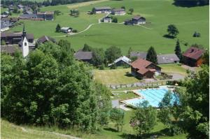 Panoramahotel Sonnhalde, Hotely  Schwarzenberg im Bregenzerwald - big - 88