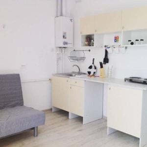 Apartment Porto Heli, Апартаменты  Кабардинка - big - 17