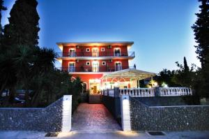 Hostels und Jugendherbergen - Hotel Pyrros