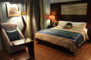 Justa MG Road Hotel, Szállodák  Bengaluru - big - 7
