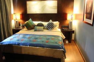 Justa MG Road Hotel, Szállodák  Bengaluru - big - 8