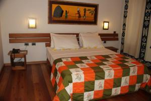 Hotel Club du Lac Tanganyika, Отели  Бужумбура - big - 6