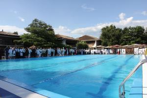 Hotel Club du Lac Tanganyika, Отели  Бужумбура - big - 71