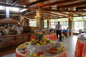 Hotel Club du Lac Tanganyika, Отели  Бужумбура - big - 79