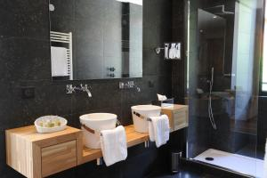 Chambres d'hôtes Suites de la Tour, Гостевые дома  Монтайёр - big - 19