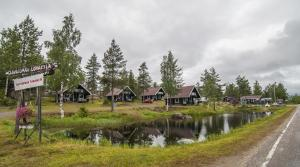 Aavaloma Cottages of Holiday - Meltosjärvi