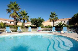 Location gîte, chambres d'hotes Résidence Odalys Le Grand Bleu dans le département Hérault 34