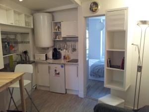 Blue Note, Apartmanok  Nantes - big - 5