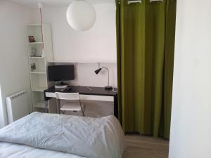 Blue Note, Apartmanok  Nantes - big - 12