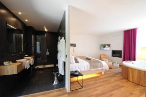 Chambres d'hôtes Suites de la Tour, Гостевые дома  Монтайёр - big - 10