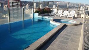 Apartamentos Viña Vista, Apartments  Viña del Mar - big - 73