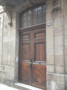 Apartment Le 1725, Ferienwohnungen  Saint-Malo - big - 29