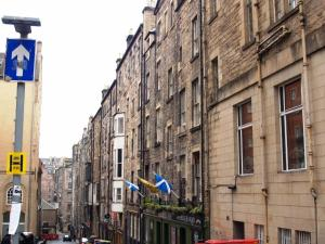 Niddry Street Apartments Edinburgh