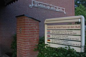 Hotel Frans op den Bult - Saasveld