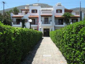 Vlychada Apartments, Apartmány  Hersonissos - big - 1
