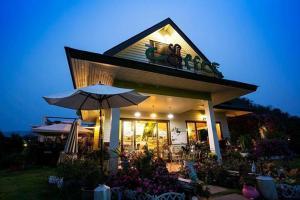 Cottages @ Hill Resort, Курортные отели  Mu Si - big - 78