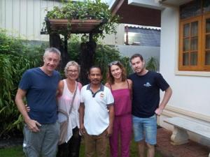 Tree Home Plus, Homestays  Nakhon Si Thammarat - big - 22