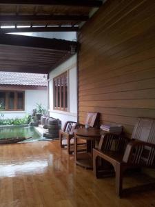 Tree Home Plus, Homestays  Nakhon Si Thammarat - big - 16