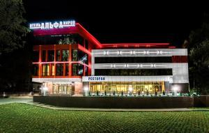 Отель Альфа