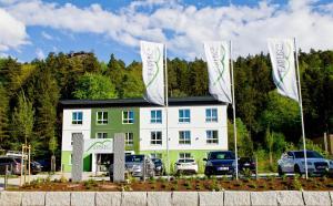 Hotel Eyberg - Dahn