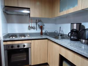 Departamento Aquamar, Appartamenti  Viña del Mar - big - 28